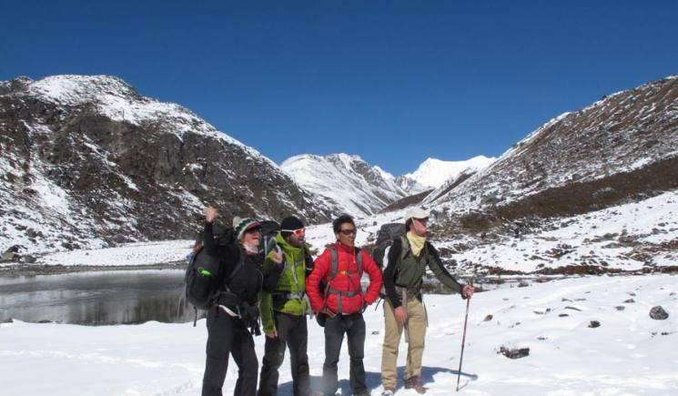 Everest Base Camp Trek from sallery