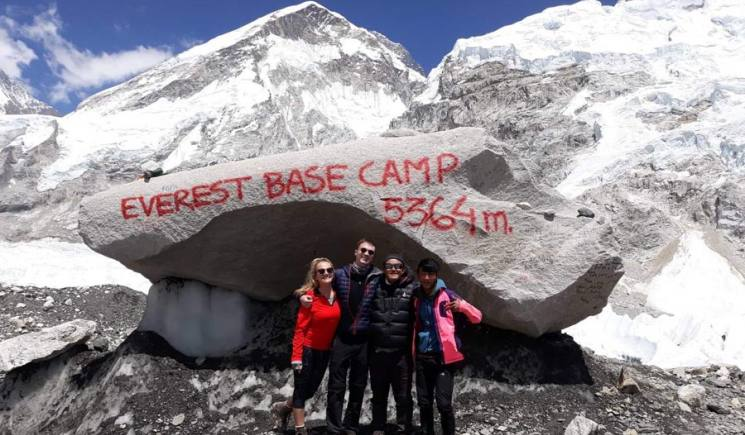 Everst Base Camp