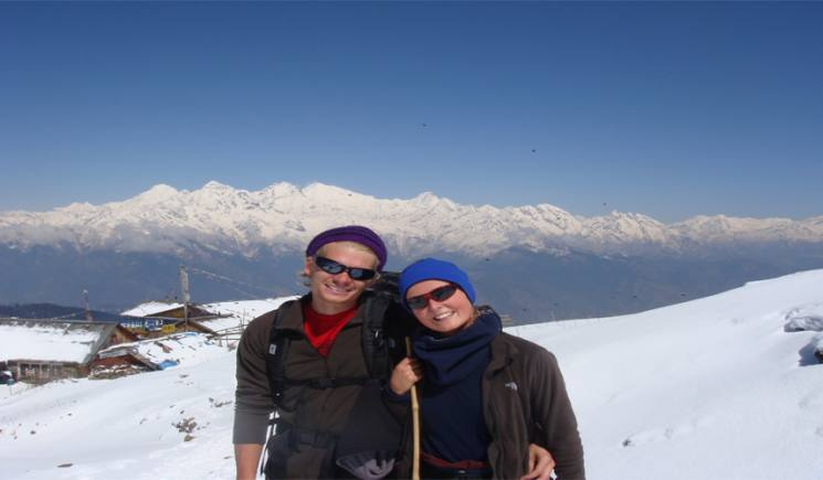Laurebina Viewpoint- Gosaikund - Helambu - Trekking in Nepal