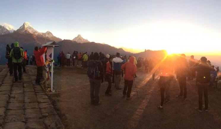 Poon Hill Annapurna Sanctuary Trek