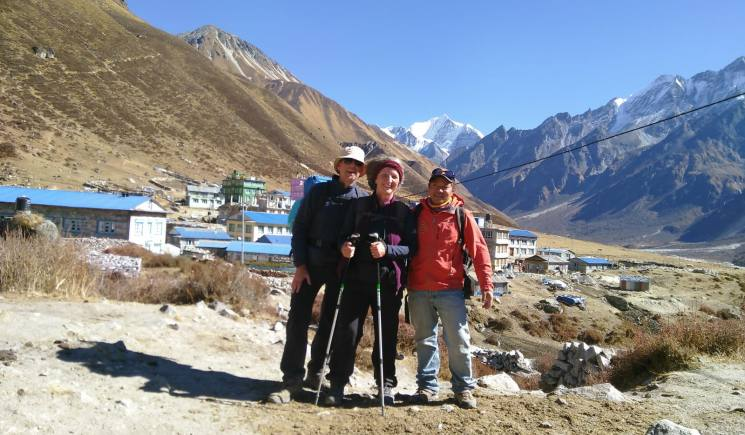 Kyanjin Gomp, Tamang Heritage Trail and Langtang Valley Trek
