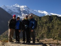 Annapurna Circuit Trek at Manang