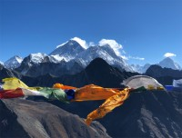 Mt - Everst Gokyo - Trekking in Nepal