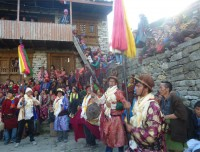 fastival gatlang, Tamang Trail and Langtang Trek
