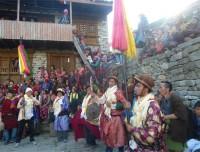 fastival gatlang, Tamang Trail and Langtang Trek